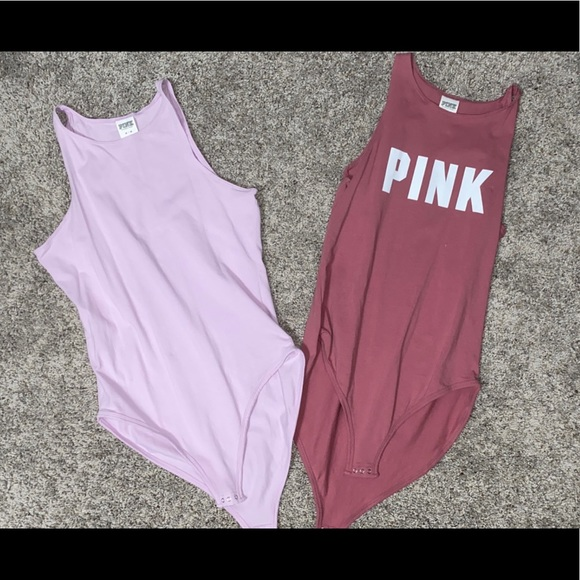 PINK Bodysuit Bundle